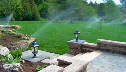 Residential Irrigation Installed in Bloomfield, CT (1)